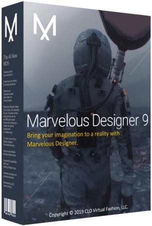 Marvelous Designer 9 Enterprise 5.1.311.44087 Portable by Deodatto