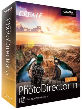 CyberLink PhotoDirector 11.0.2228.0 Ultra + Rus
