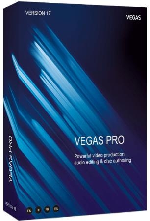 MAGIX Vegas Pro 17.0 Build 353 Portable by punsh