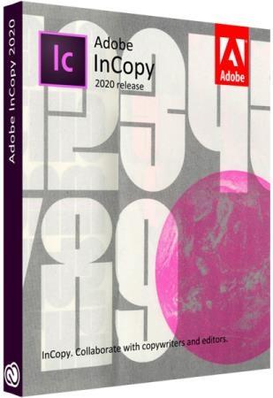 Adobe InCopy 2020 15.0.155 RePack by KpoJIuK
