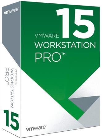 VMware Workstation Pro 15.5.1 Build 15018445