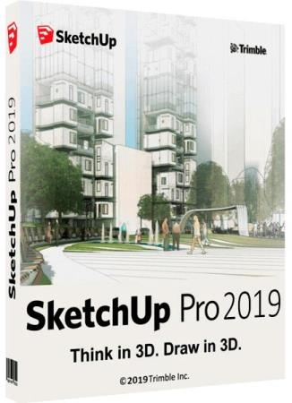 SketchUp Pro 2019 19.3.253 Portable by conservator