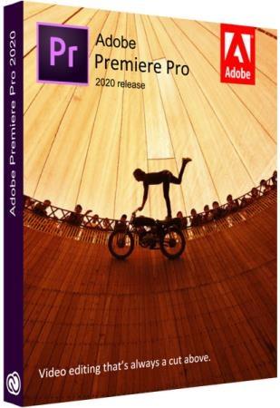 Adobe Premiere Pro 2020 14.0.0.572 by m0nkrus