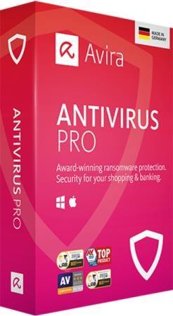 Avira Antivirus 2019 15.0.1911.1648 Pro