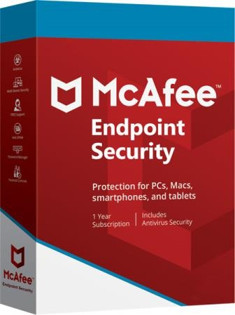McAfee Endpoint Security 10.7.0.667.6