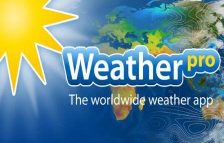 WeatherPro Premium 5.4 build 644 [Android]