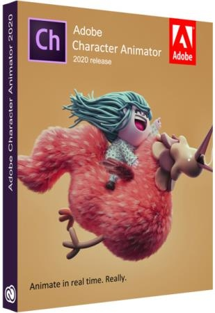 Adobe Character Animator 2020 3.0.0.276 by m0nkrus