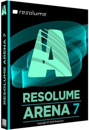 Resolume Arena 7.0.4 Rev 66626