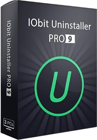 IObit Uninstaller Pro 9.1.0.13 + Portable