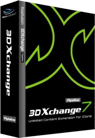 Reallusion 3DXchange 7.6.3502.1 Pipeline