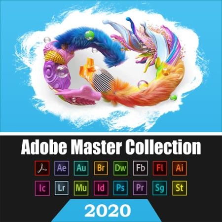 Adobe Master Collection 2020 v.1 by m0nkrus