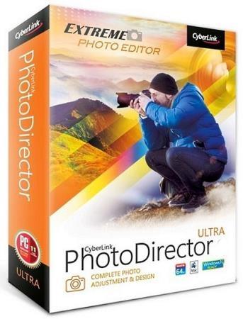 CyberLink PhotoDirector Ultra 11.0.2307.0 + Rus
