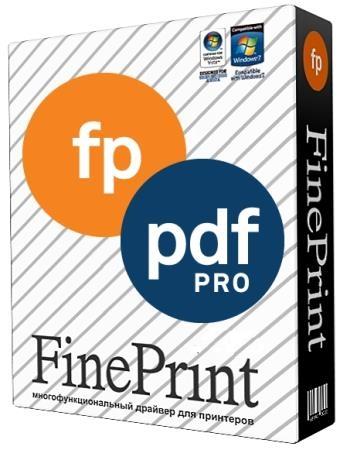 FinePrint 10.07 / pdfFactory Pro 7.07 RePack by KpoJIuK