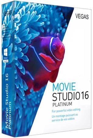 MAGIX VEGAS Movie Studio 16.0 Build 167 Platinum Portable by punsh