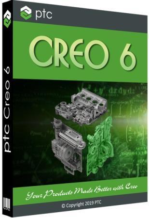 PTC Creo 6.0.3.0 + HelpCenter