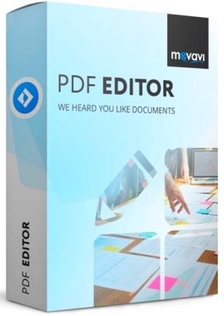 Movavi PDF Editor 3.0.0 RePack & Portable by TryRooM