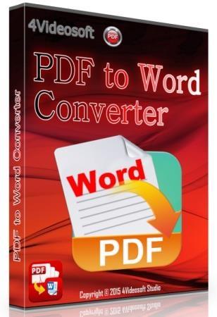 4Videosoft PDF Converter Ultimate 3.3.22 + Rus