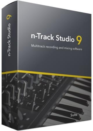 n-Track Studio Suite 9.1.0 Build 3628