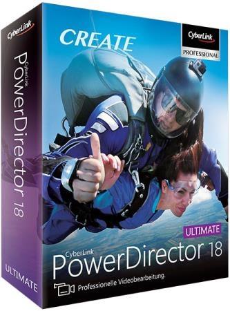 CyberLink PowerDirector 18.0.2313.0 Ultimate + Rus