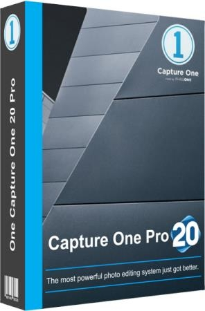 Capture One 20 Pro 13.0.0.155 Portable by conservator