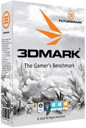 Futuremark 3DMark 2.11.6846 Advanced / Professional
