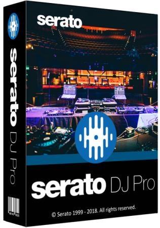 Serato DJ Pro 2.3.2 Build 77