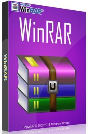 WinRAR 5.80 Final RePack/Portable by Diakov