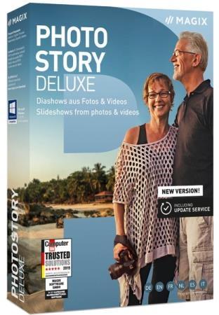 MAGIX Photostory 2020 Deluxe 19.0.2.36