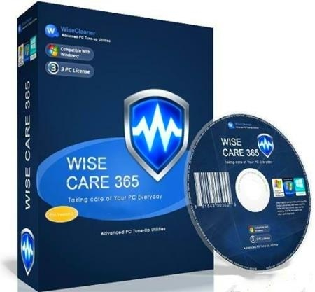Wise Care 365 Pro 5.4.5 Build 541 Final + Portable