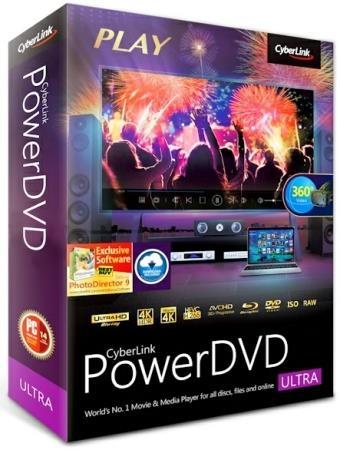 CyberLink PowerDVD Ultra 19.0.2403.62