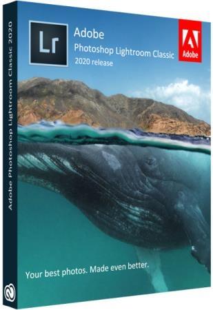 Adobe Photoshop Lightroom Classic 2020 9.1.0.10 Portable by punsh