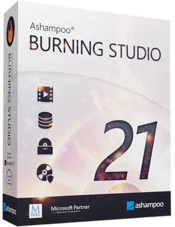 Ashampoo Burning Studio 21.2.0.39 Final