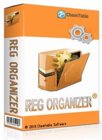 Reg Organizer 8.40 Final RePack/Portable by D!akov