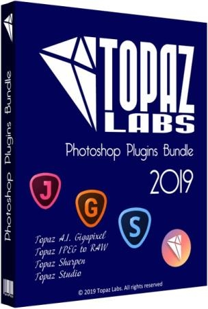Topaz Bundle Collection 2019.12 + Portable
