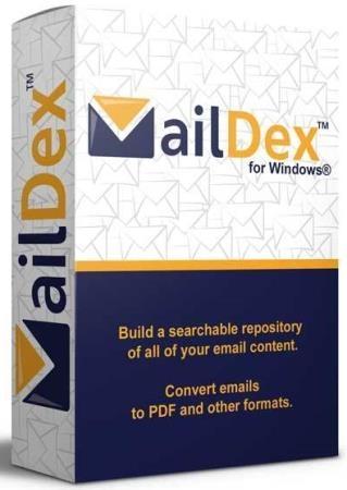 Encryptomatic MailDex 2020 1.4.8.0