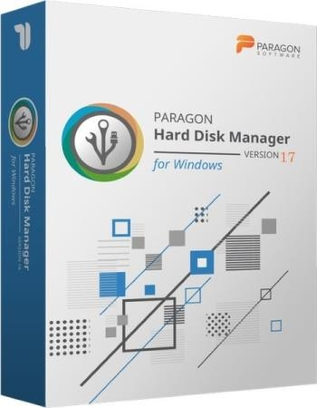 Paragon Hard Disk Manager 17 Advanced 17.10.12