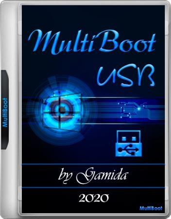 MultiBoot USB by Gamida 2020 (RUS/ENG)