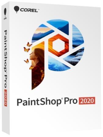 Corel PaintShop Pro 2020 22.2.0.8
