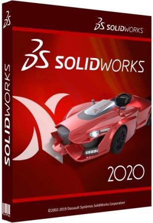 SolidWorks 2020 SP1.0 Premium Edition