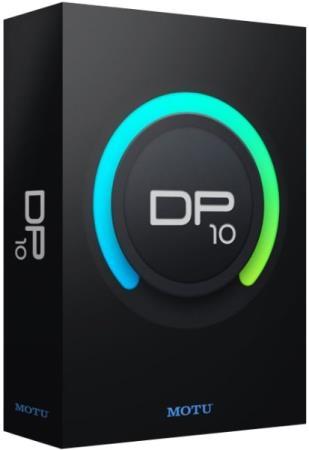 MOTU Digital Performer 10.11.83650