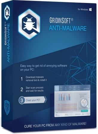 GridinSoft Anti-Malware 4.1.22.4678