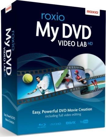 Roxio MyDVD 3.0.0.14