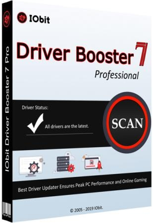 IObit Driver Booster Pro 7.2.0.598 Portable by punsh
