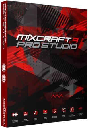 Acoustica Mixcraft Pro Studio 9.0 Build 447