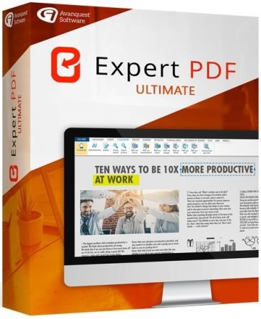 Avanquest eXpert PDF Ultimate 14.0.28.3456