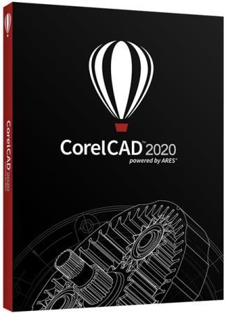 CorelCAD 2020.0 Build 20.0.0.1074
