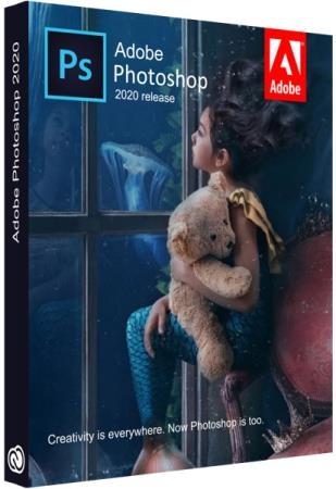 Adobe Photoshop 2020 21.0.3.91 RePack by Pooshock