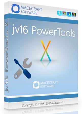 jv16 PowerTools 5.0.0.468 RePack & Portable by elchupakabra