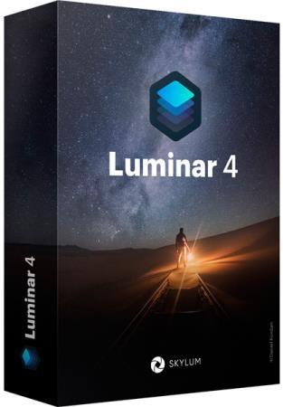 Luminar 4.1.1.5307 RePack by Pooshock