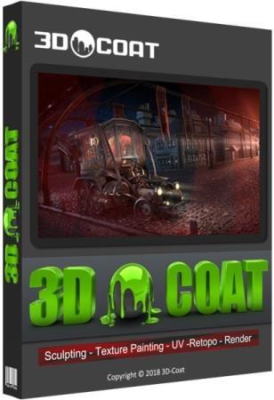 3D-Coat 4.9.23